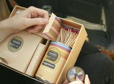 AMS Design Blog #survival #branding #kit starterbox