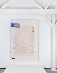 colony_objects #colony #blanket #mohair #formafantasma #tripoli #industrialdesign #italy