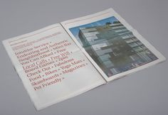 FFFFOUND!   Marque – Recent Projects: Part 2   September Industry #type #paper #red