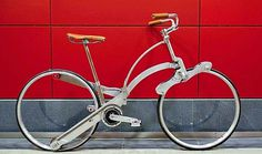 sada collapsible bicycle #foldable #bicycle #in #design #made #folding #italy