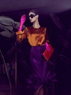 Daiane Conterato by Zee Nunes » Creative Photography Blog #fashion #photography #inspiration
