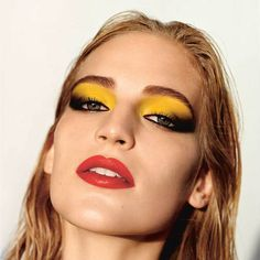 Lucia Pica - make up #fashion #makeup #styling