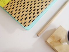 Tu Livre » Paper goods, type & print » Cuaderno de Boceto / DraftBook #gotas