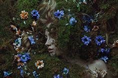 Gaia: Fine Art Portrait Series by Marta Bevacqua