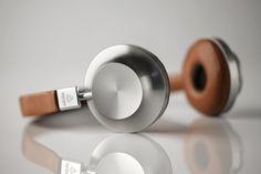 VK-1 Logo #paris #classic #neat #headphones #industrial #leather #aedle #audio