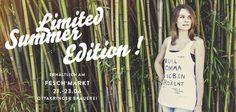 Nullkommasiebenprozent #limited #edition #girl #shirt #photography #summer #fashion