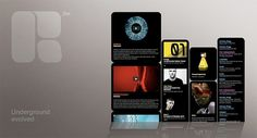 R.fm - Andreas Pihlström, Suprb #design #ui #pihlstrm #web #andreas