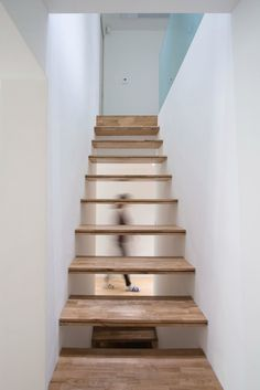 Bingo House by Nordic Bros. Design Community. #bingohouse #nordicbrosdesigncommunity #stairway #minimalism