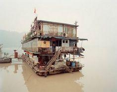 FFFFOUND! | Nadav Kander | Fubiz™ #boat #home