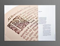 John Helmuth | Portfolio #font #book #janson #typeface #editorial