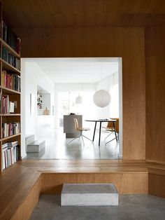 CJWHO ™ (The Danish Summer House Of Architects Mette and...) #design #interiors #wood #photography #architecture #luxury