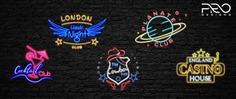The Do's & Don'ts While Designing A Neon Logo Design