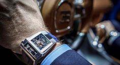 PF-Bugatti 390 Concept Watch From Parmigiani Fleurier #ParmigianiFleurier #Bugatti
