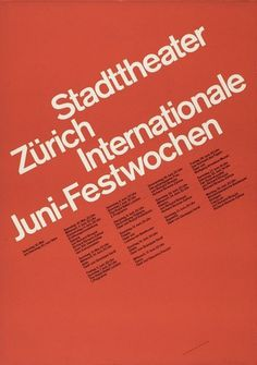 Juni–Festwochen | Flickr - Photo Sharing! #mller #josef #brockmann