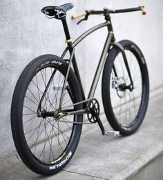TF5-Bike-by-Fast-Boy-Cycles - The Black Workshop #bike