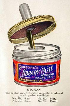 I L L U S T R A T E D / #illustration #vintage #library
