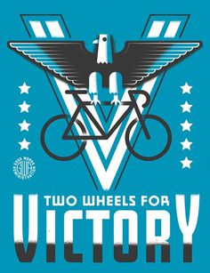 Design Envy #victory #wpa #poster
