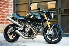 Ducati Sport 1000 custom #1000 #sport #ducati #motorcycle