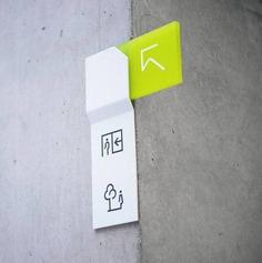 Wayfinding | Signage | Sign | Design | museum西里西亚博物馆