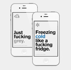 AuthenticWeather_006 #ios #minimal