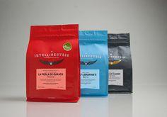 #intelligentsia #chicago #coffee #packaging