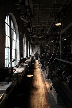 The Black Workshop #photo