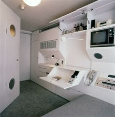 Vancouver, if Tokyo doesn't want the Nakagin Capsule Tower, let's ship it over here. | ouno #interior