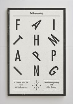 FM Letters #typography #book cover
