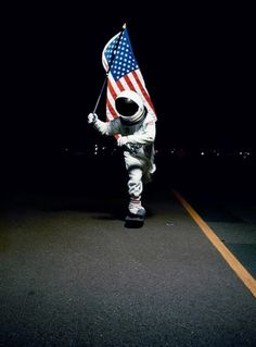 this isn't happiness™ #nasa #usa #skate