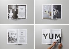 kenfrederick #layout #design #magazine #typography