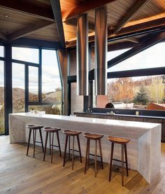 Owl Creek Residence by Skylab Architecture 7