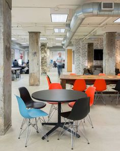 Rdio's San Francisco Headquarters #interior #office #design #architecture #workspace #startup