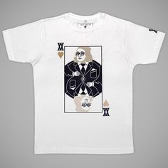 King Of Hearts | T-Shirt | Victate #tshirt