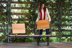 SwingLab: A Modular Porch Swing Photo