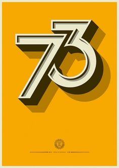This catches my eye immediately. Love the colors and typography. #design #graphic #posters #typography