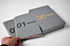 Tim George | Graphic Communication #binding