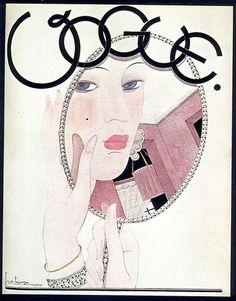 274342586_1a831829dc.jpg (JPEG Image, 391x500 pixels) #vogue #illustration #vintage #typography