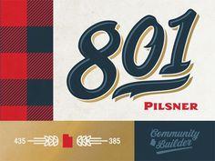 Uinta 801 Pilsner Graphics