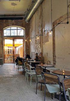 Kafe Magasinet in Gothenburg / Main Office