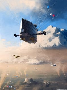 Illustrations by Alex Andreyev | 123 Inspiration
