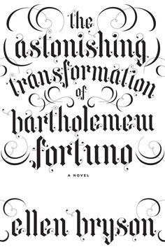 Bartholomew Fortuno | Jessica Hische #font #lettering #hische #gothic #jessica #type