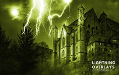 Free Lightnings by PhotoshopSupply
