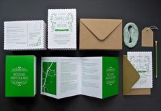 Design Work Life » Bless: Taylor Wedding Invitations #design