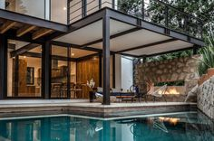 Modern Mexican House Evoking the Specificity of the Yucatan Peninsula 1