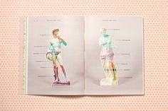 #lasercut #cover #neon #pantone805 #infographic #ocd #book #infographic #illustration #typography