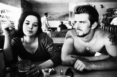 Black and White Photography by Dennis Hopper