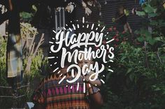 Happy Mother's Day-Lettering quotes