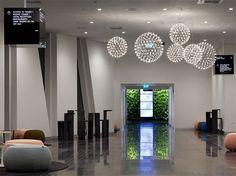 design work life » cataloging inspiration daily #sky #lab #design #identity #stockholm #bella #signage