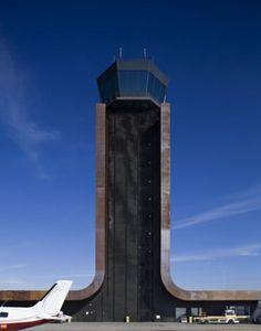 Dezeen » Blog Archive » Aeroport Lleida-Alguaire by b720 Arquitectos #architecture