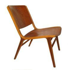 Peter Hvidt Mølgaard-Nielsen AX Chair Danish #mid #century